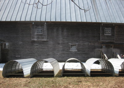 shelters with barn
