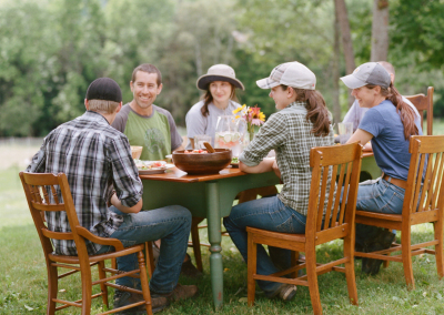 Farmers at Table